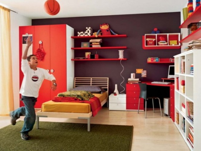 Perfect Bedroom Decorating Ideas For Teenage Guys Design Small