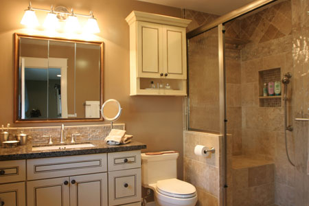 bathroom remodels - large and beautiful photos. photo to select