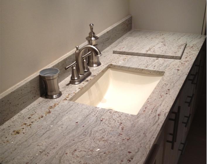 granite bathroom countertops - large and beautiful photos. photo
