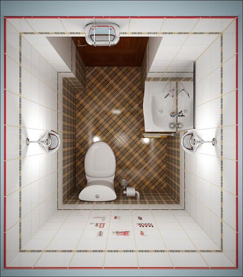 21 Simply Amazing Small Bathroom Designs - Page 2 of 4