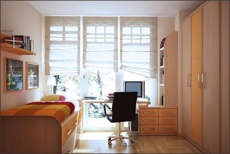 15 Incredible Ideas For Small Bedroom Designs
