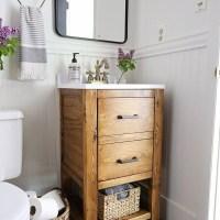 32+ Life After Bathroom Vanity Ideas Diy Rustic 00058