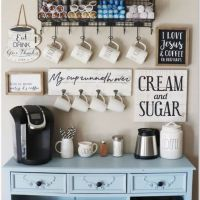 25Pretty Farmhouse Kitchen Makeover Design Ideas On A Budget 24