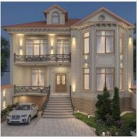 30 Most Popular Dream House Exterior Design Ideas 6