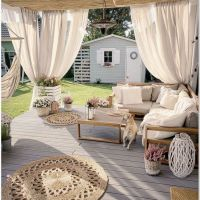 46Rethink Your Outdoor Space By Channeling This Dreamy Porch Swing 18