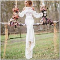 45 Best Floral Wedding Altars & Arches Decorating Ideas