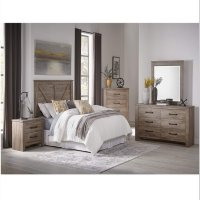 5 Piece Adorna Queen Bedroom Collection