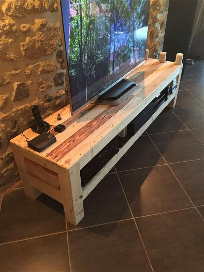 Wooden Tv Stand Design Ideas
