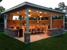 Incredible Cozy Outdoor Rooms Design And Decorating Ideas 0002
