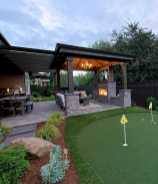 Incredible Cozy Outdoor Rooms Design And Decorating Ideas 0003