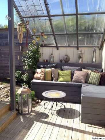 Incredible Cozy Outdoor Rooms Design And Decorating Ideas 0005