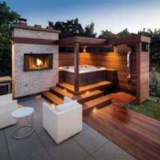Incredible Cozy Outdoor Rooms Design And Decorating Ideas 0012
