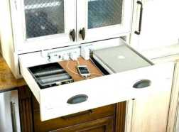 Functional Kitchen Charging Stations 0008