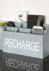 Functional Kitchen Charging Stations 0012