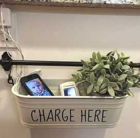 Functional Kitchen Charging Stations 0014