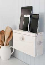 Functional Kitchen Charging Stations 0024