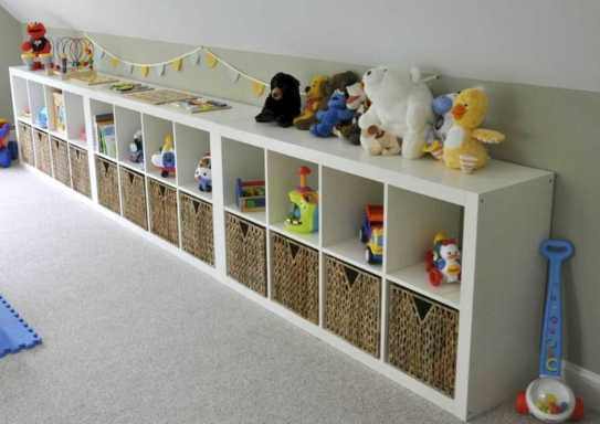 Organizing Toys In Living Room 0013