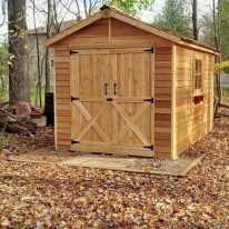 Wooden Sheds Ideas For Installing 0002