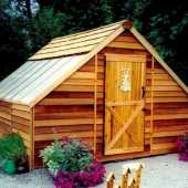 Wooden Sheds Ideas For Installing 0005