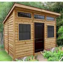 Wooden Sheds Ideas For Installing 0012