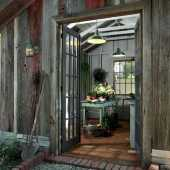Wooden Sheds Ideas For Installing 0015