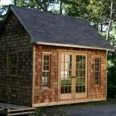 Wooden Sheds Ideas For Installing 0023