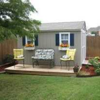 Wooden Sheds Ideas For Installing 0030