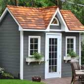 Wooden Sheds Ideas For Installing 0034