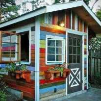 Wooden Sheds Ideas For Installing 0037