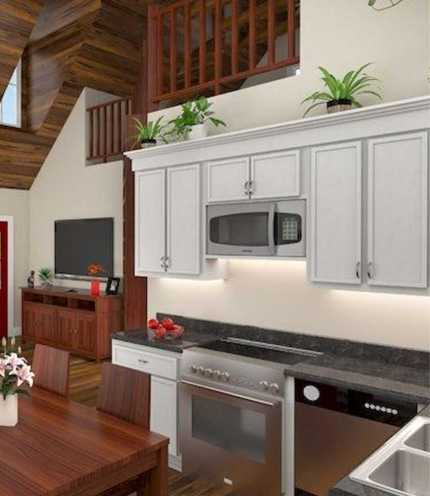 Cabinet Lighting For Ambient Lighting Effects0028