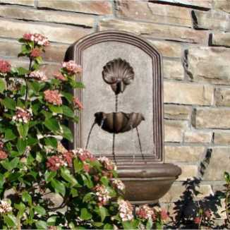 Wall Waterfall Outdoor Fountain Kits0008