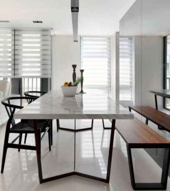 Durable Marble Kitchen Table1