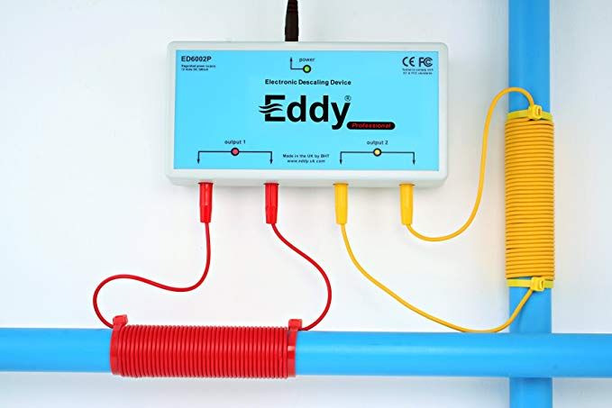 The Ultimate Eddy Water Descaler Electronic Water Softener Review 2020