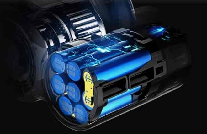 JV85 Pro battery