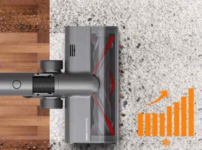 Dreame T30 Wireless Vacuum feature