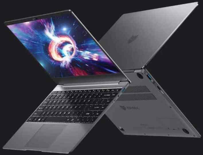 BMAX X14 Pro design