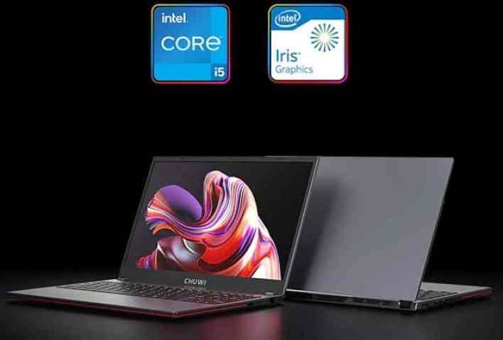 CHUWI CoreBook XPro design