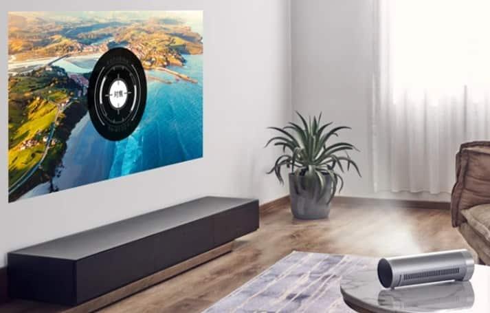 JMGO P3S Projector