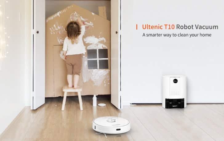 Ultenic T10 Robot Vacuum