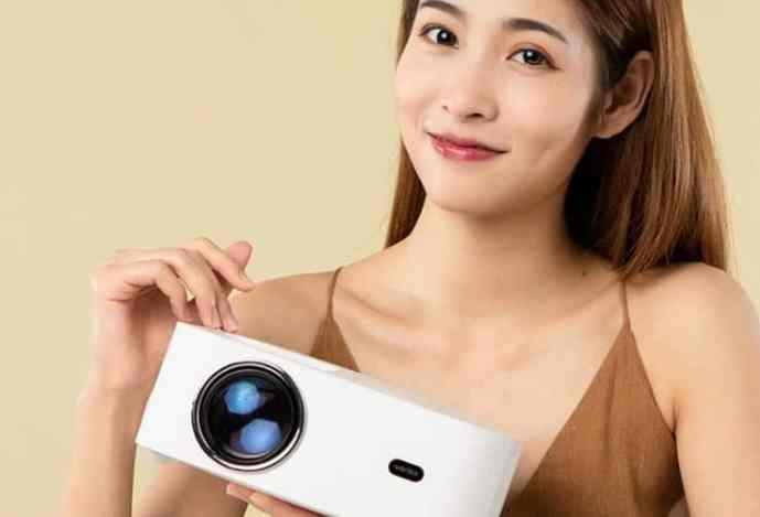 XIAOMI Wanbo X1 Projector design