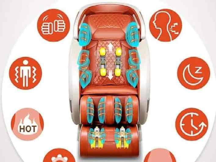 3D Massage Chair design
