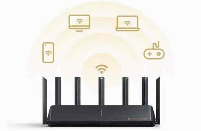 AIoT Router AX6000 feature2