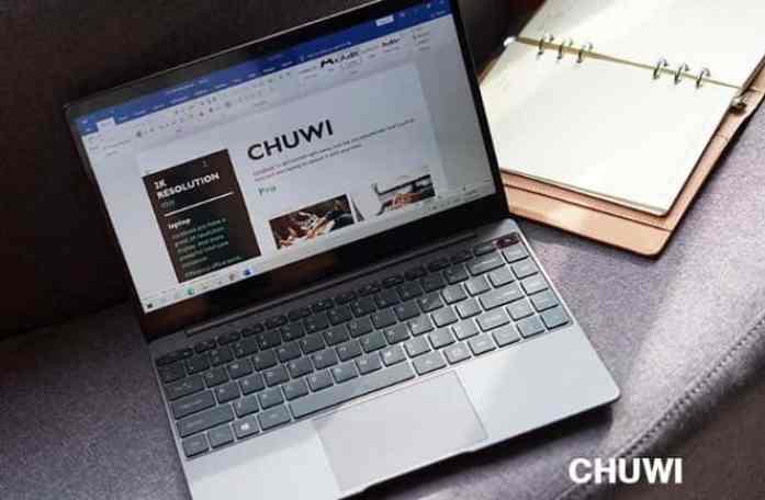 CHUWI CoreBook X design2