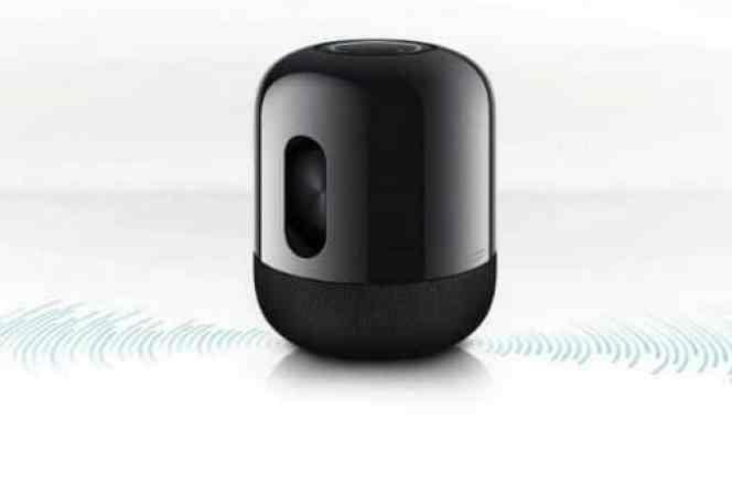 HUAWEI Sound X design