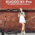 KUGOO S1 Pro design