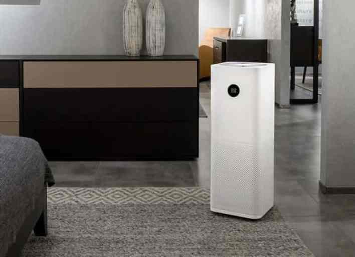 MIJia Air Purifier 4 Pro design