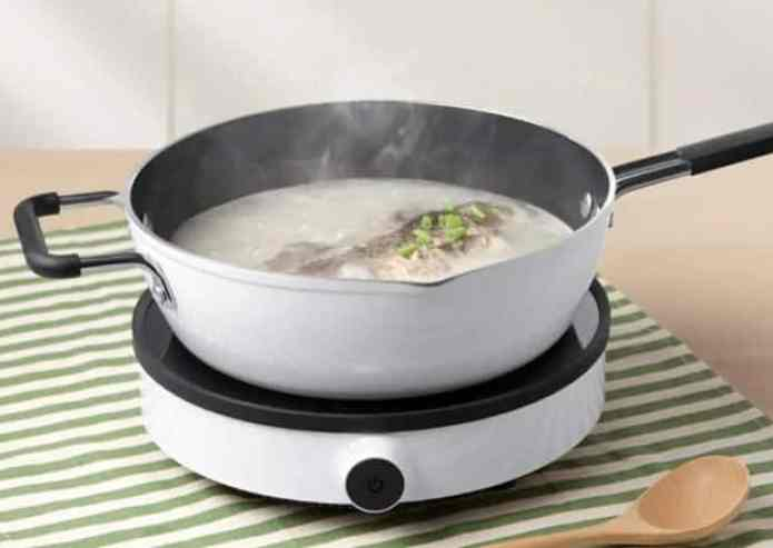 Mijia Induction Cooker2 performance
