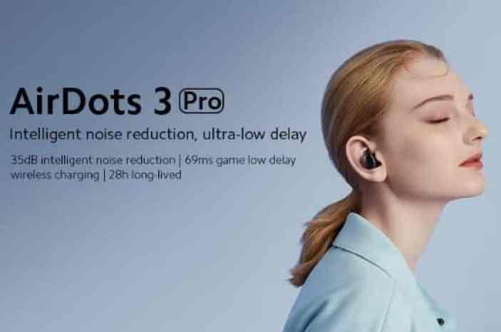 Redmi AirDots 3 Pro feature