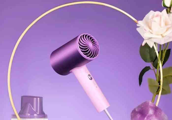 SOOCAS H5 Hair Dryer design