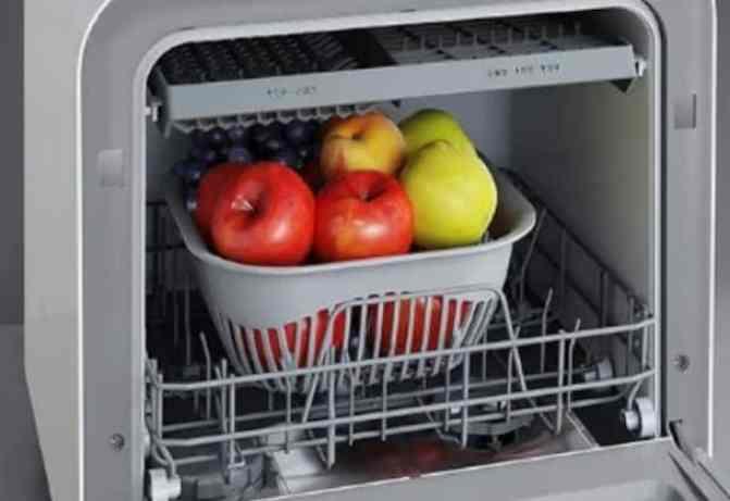 VIOMI VDW0402 Dishwasher Design2